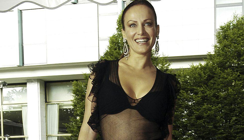 Kichberger nackt sonja Sonja Kirchberger
