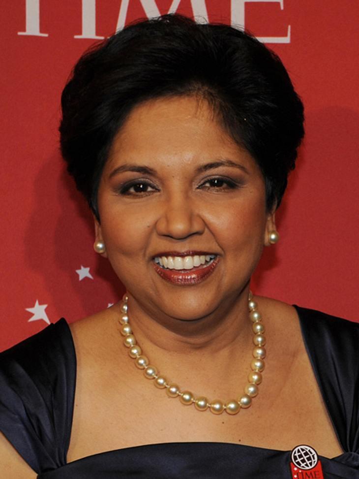Die Top 50 der 100 mächtigsten Frauen der Welt,Platz 12: Indra Nooyi (56), Geschäftsführerin von PepsiCo