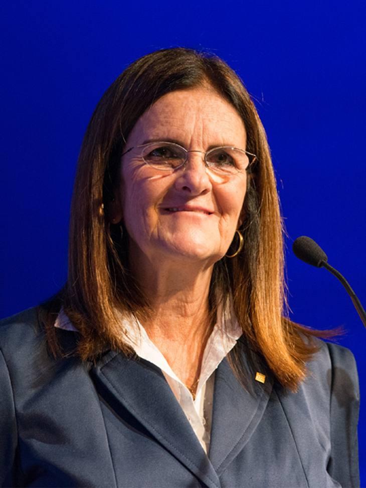 Die Top 50 der 100 mächtigsten Frauen der Welt,Platz 20: Maria das Graças Silva Foster (58), Vorsitzende des größten lateinamerikanischen Gas-und Energieunternehmen Petrobras