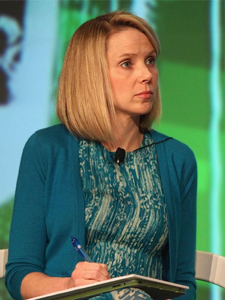 Die Top 50 der 100 mächtigsten Frauen der Welt,Platz 21: Marissa Mayer (37), Vorstandsvorsitzende von Yahoo
