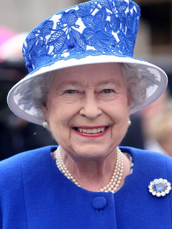 Die Top 50 der 100 mächtigsten Frauen der Welt,Platz 26: Queen Elizabeth II (86), Königin des Vereinigten Königreichs Großbritannien