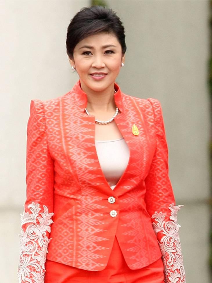 Die Top 50 der 100 mächtigsten Frauen der Welt,Platz 30: Yingluck Shinawatra (45), Premierministerin von Thailand