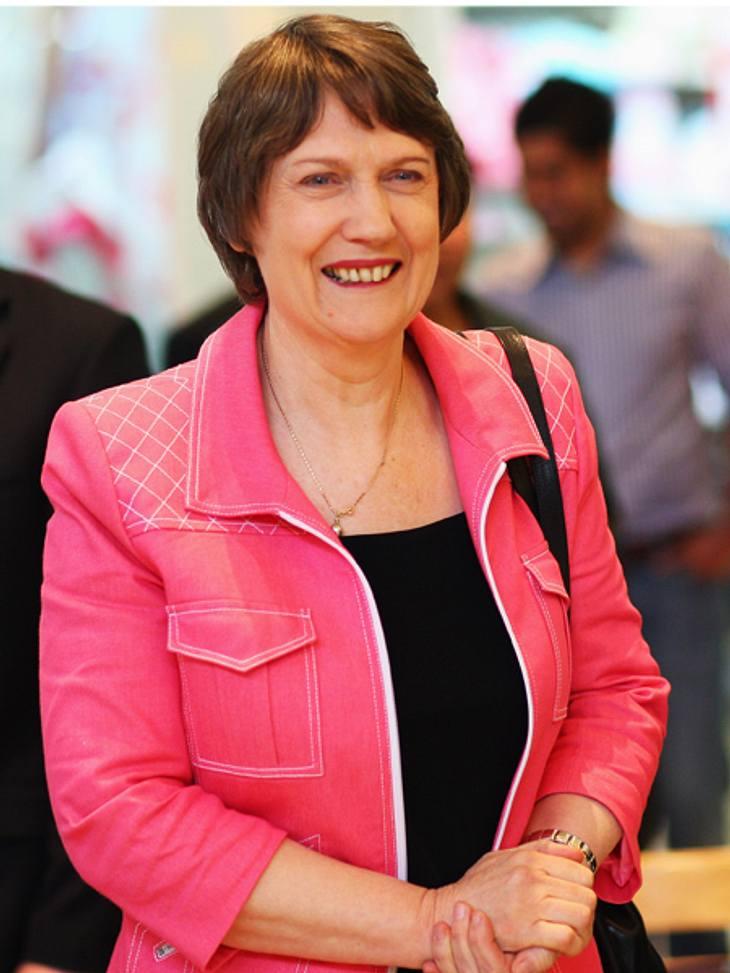 Die Top 50 der 100 mächtigsten Frauen der Welt,Platz 34: Helen Clark (62), Leiterin des Entwicklungsprogramms der Vereinten Nationen