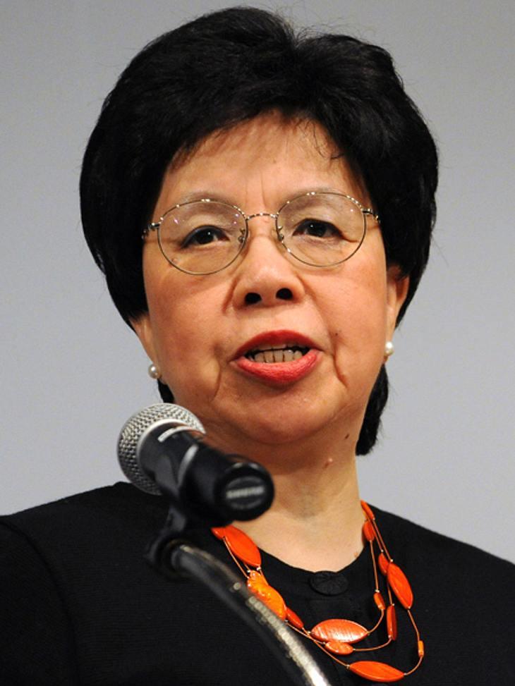 Die Top 50 der 100 mächtigsten Frauen der Welt,Platz 37: Margaret Chan (65), Generaldirektorin der Weltgesundheitsorganisation (WHO)