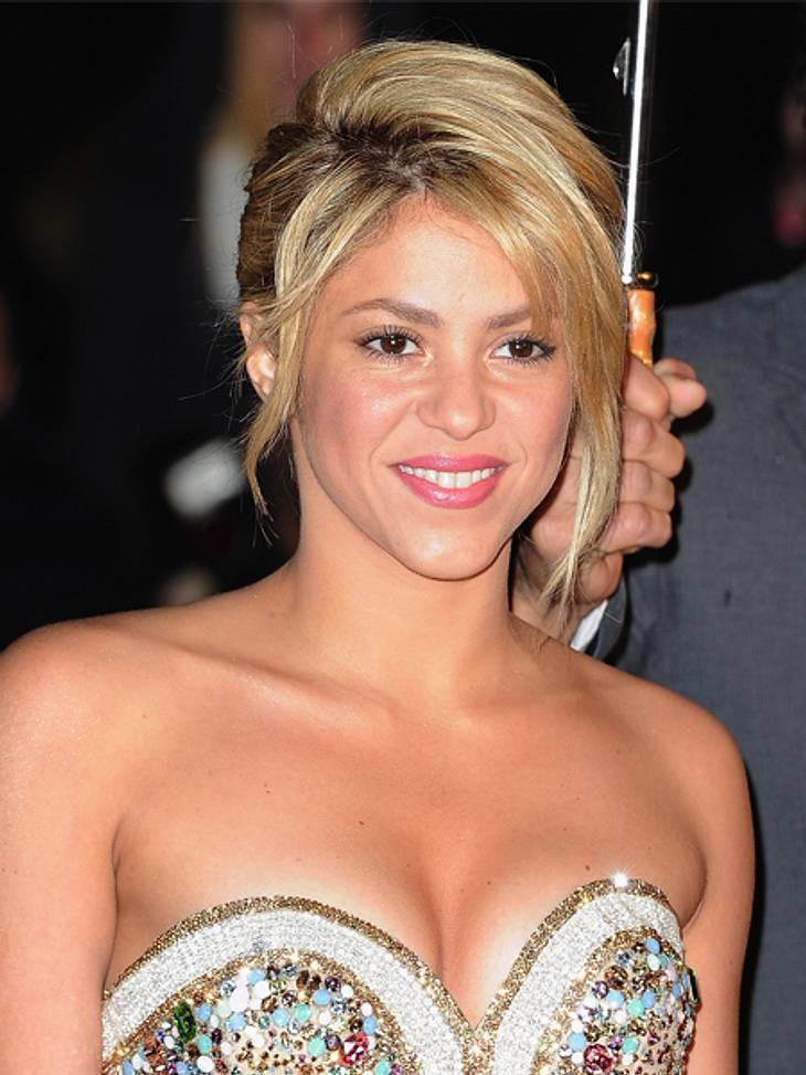 Die Top 50 der 100 mächtigsten Frauen der Welt,Platz 40: Shakira (35), kolumbianische Pop-Rock-Sängerin und Songwriterin