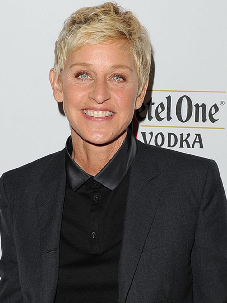 Die Top 50 der 100 mächtigsten Frauen der Welt,Platz 47: Ellen DeGeneres (54), US-amerikanische Schauspielerin, Moderatorin, Komikerin und Autorin