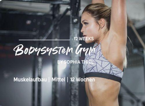 12 Weeks Bodysystem Gym