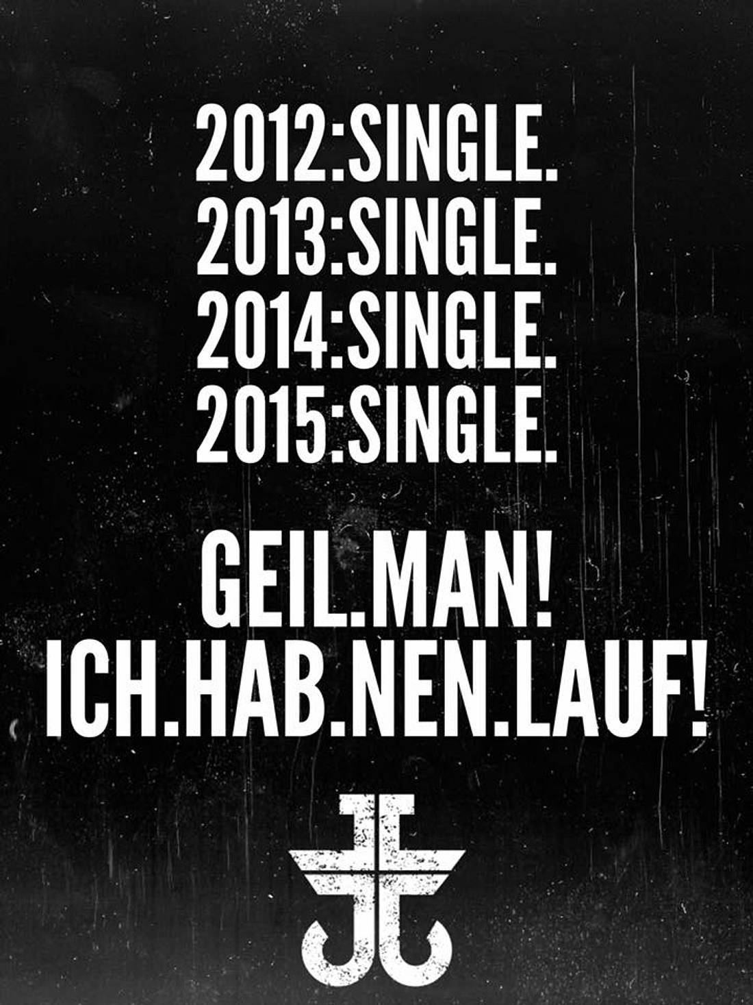 Jan Leyk ist Single