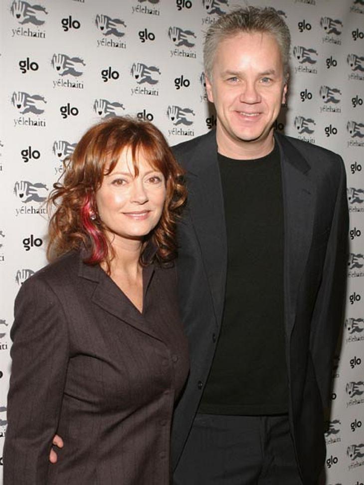 Prominente Paare mit großem Altersunterschied2009 trennte sich das Hollywood-Traumpaar nach 23 Jahren. Der Altersunterschied von 12 Jahren sorgte damals für jede Menge Gesprächsstoff. Susan Sarandon (65) und Tim Robbins (53) lernten sich be