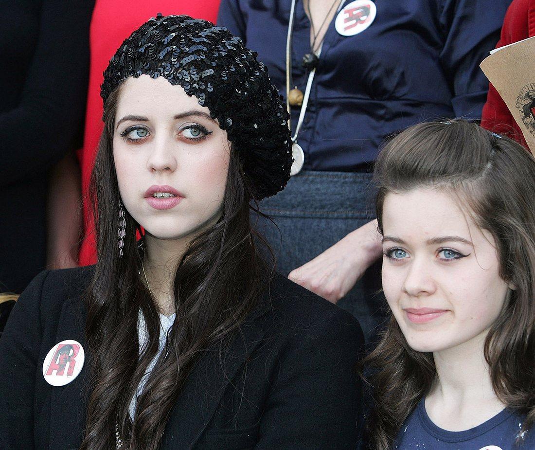Wird sie die neue Amy Winehouse?