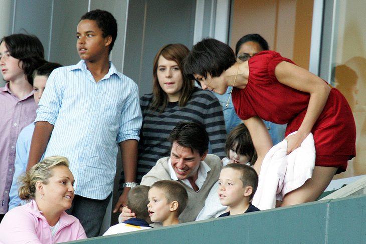 Babysitter für die Beckhams