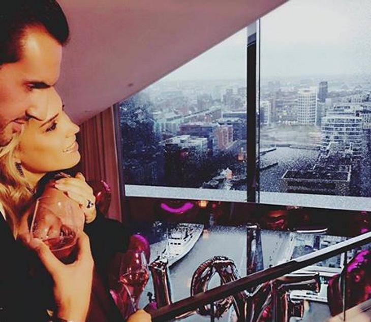 Sylvie Meis hat sich verlobt und gibt es auf Instagram bekannt!