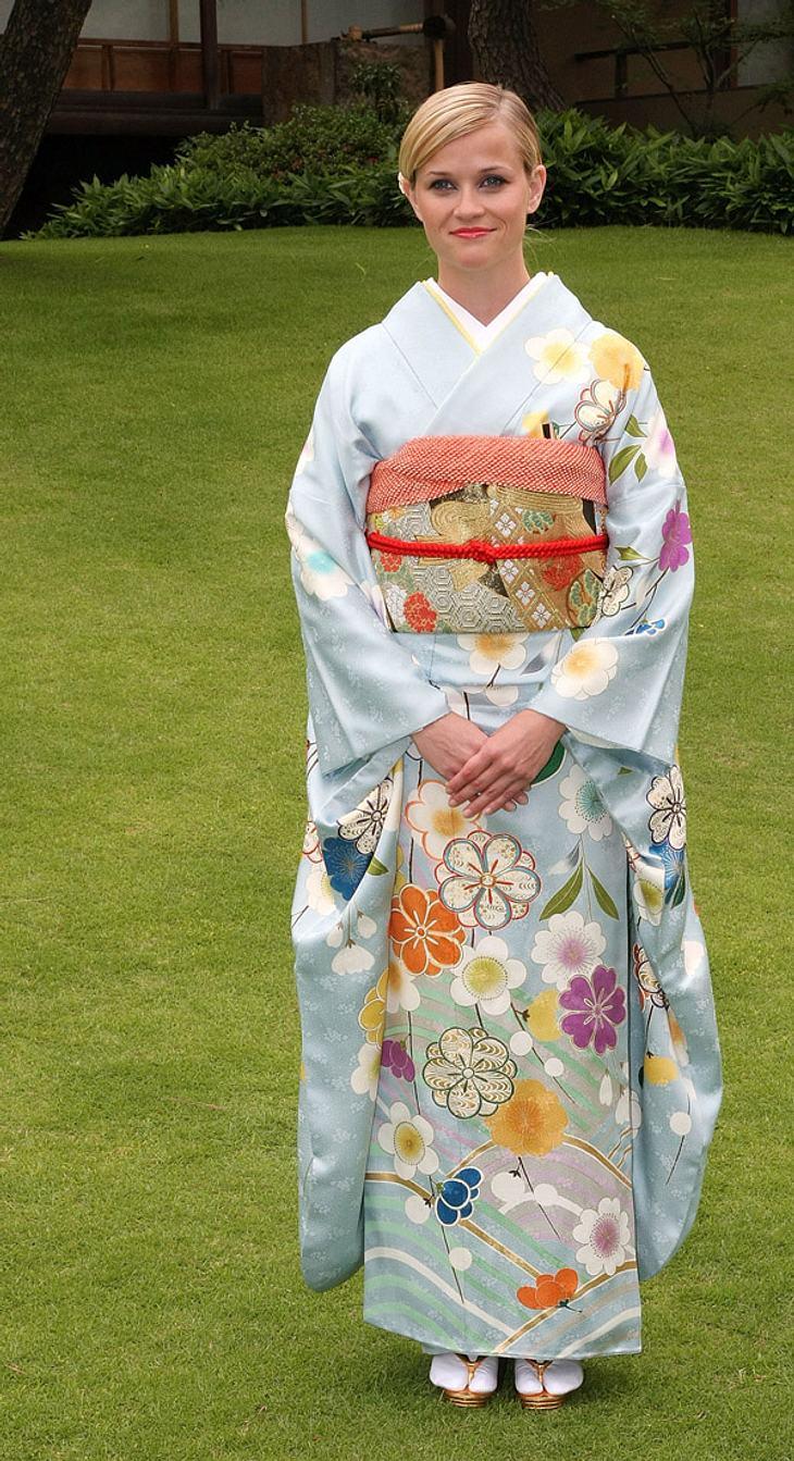 Frauenpower im Kimono
