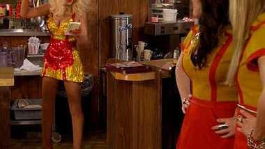 Christina Aguilera als neue Kellnerin?