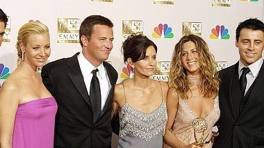 """Friends"", der Film - Foto: LEE CELANO/AFP/GETTY IMAGES"