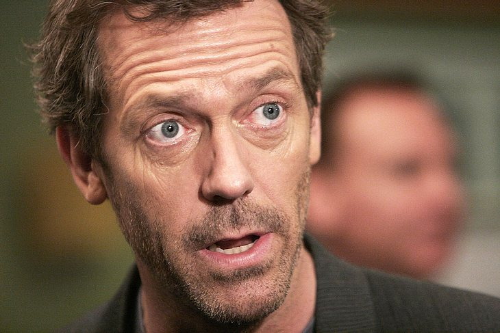 Dr. House und Mr. Laurie