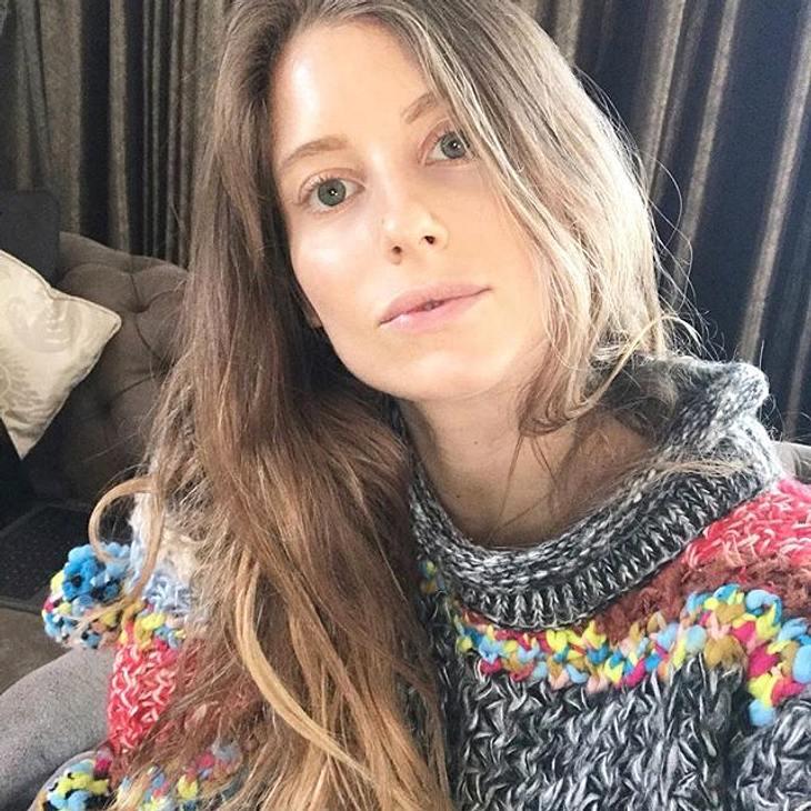 Cathy Hummels: Traurige Nachricht nach der Geburt
