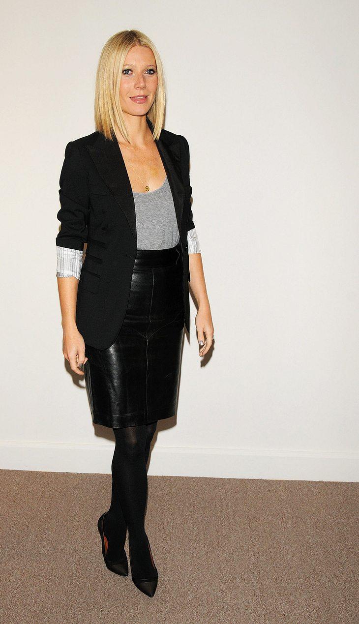 Besser leben mit Gwyneth Paltrow! Die Schauspielerin hat eine neue Website, auf der sie zukünftig Tipps für alle Lebenslagen geben will