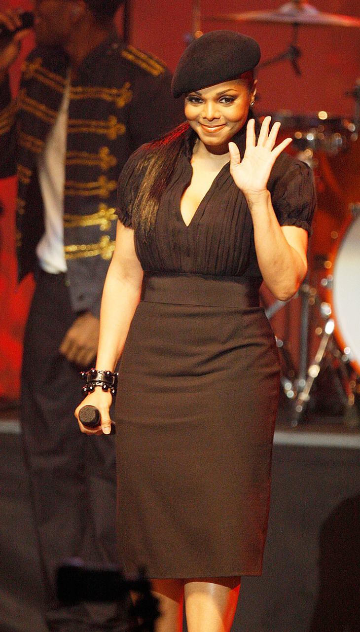 Sorge um Janet Jackson: Ganz plötzlich wurde die Sängerin in ein Krankenhaus eingelieferte. Ihre Beschwerden: noch unbekannt!