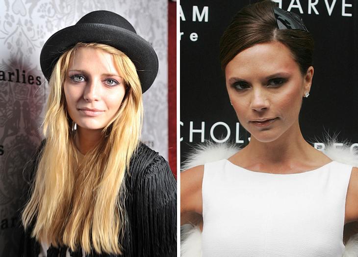 Mischa Barton oder Victoria Beckham - wer hat stilistisch die Nase vorn? Mischa hat sich darüber längst eine Meinung gebildet. Und kein Problem damit, die allen mitzuteilen!