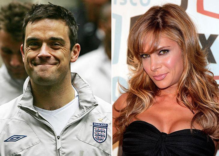 On, off, on: Nachdem sich Robbie Williams und Ayda Fields im vergangenen Monat getrennt hatten, sollen sie nun einen neuen Liebes-Versuch gestartet haben...