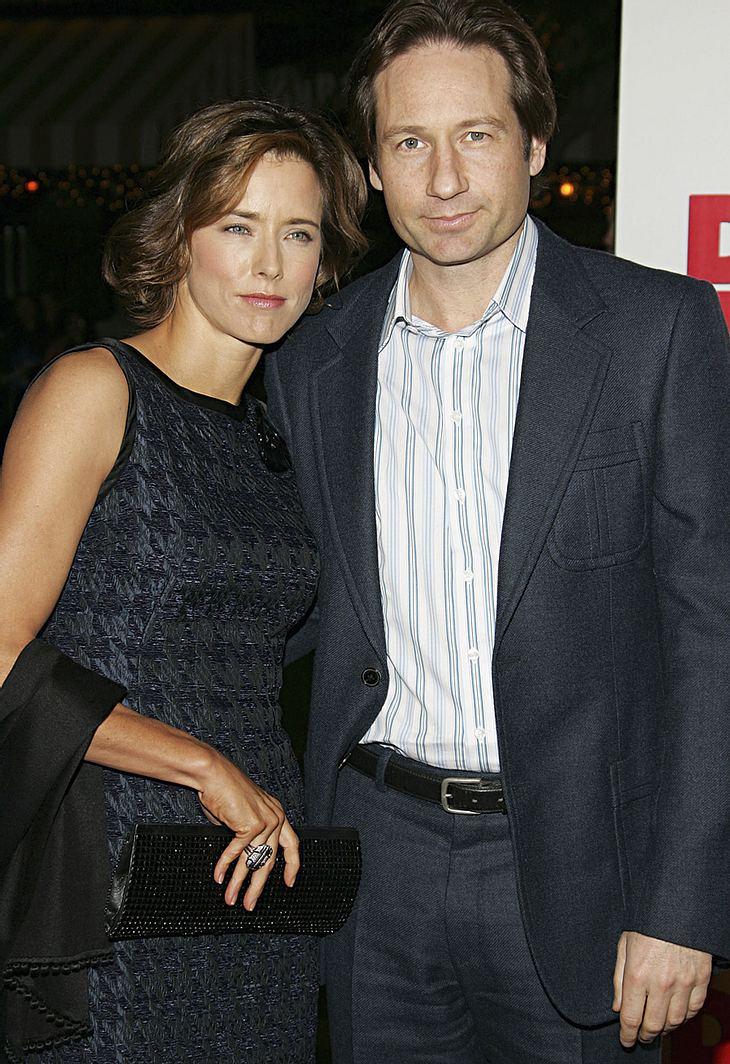 Ende 2005 strahlten David Duchovny und Ehefrau Téa Leoni auf dem roten Teppich noch um die Wette. Drei Jahre später steht die Ehe plötzlich vor dem Aus!