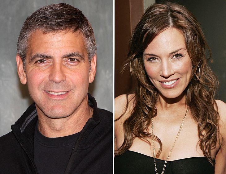 George Clooney und Krista Allen versuchen es schon zwei Mal miteinander. Ob es beim dritten Beziehungs-Versuch klappt? Angeblich sollen zwischen dem Ex-Paar wieder heftig die Funken fliegen...
