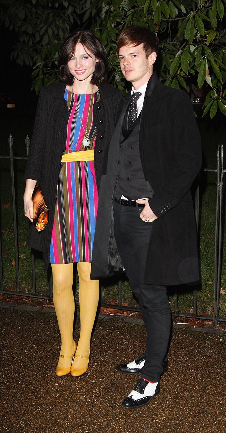Sophie Ellis-Bextor und Ehemann Richard Jones im Baby-Glück: Im April 2009 wird ihr Kleiner Sonny ein Brüderchen oder Schwesterchen bekommen!