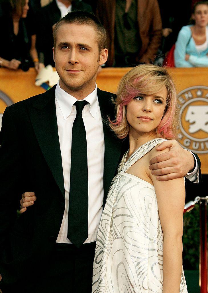Zwischen Ryan Gosling und Rachel McAdams war das Feuer gerade erst wieder entfacht worden, nun soll es schon wieder erloschen sein