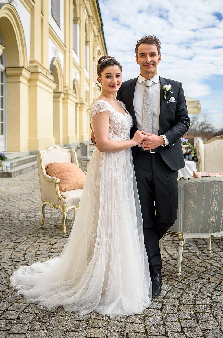 Sturm der Liebe: Clara und Adrian heiraten!