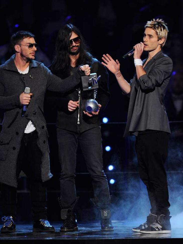 EMAs 2010: 30 Seconds to Mars