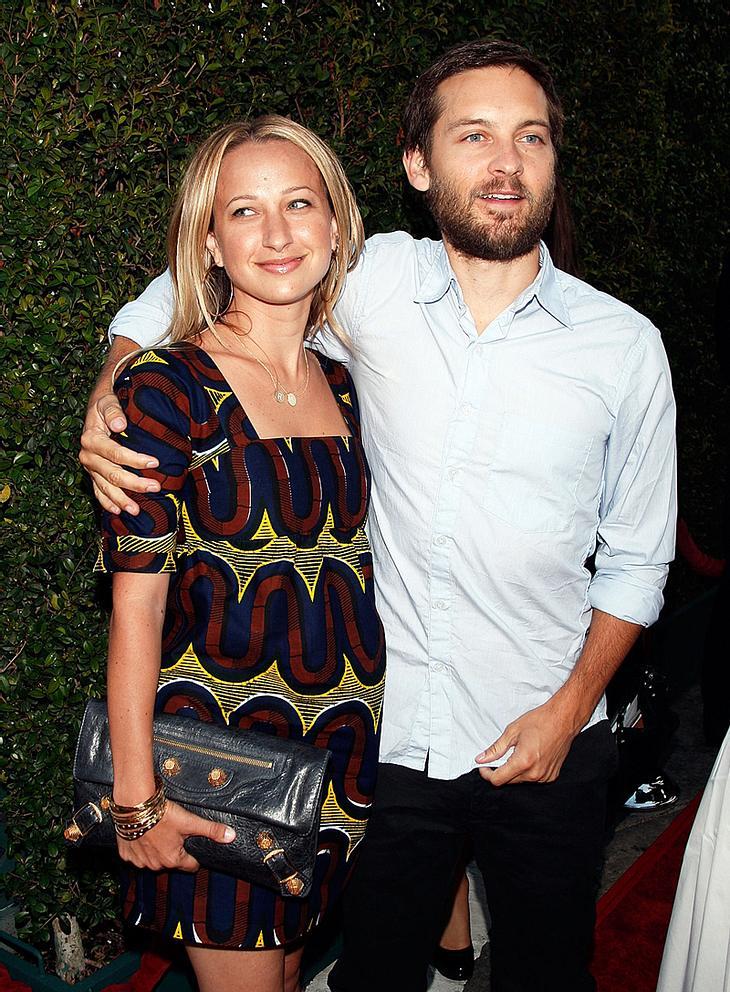 """Baby-Freude im Hause Tobey Maguire: Der """"Spider-Man"""" und Ehefrau Jennifer Meyer werden zum zweiten Mal Eltern!"""