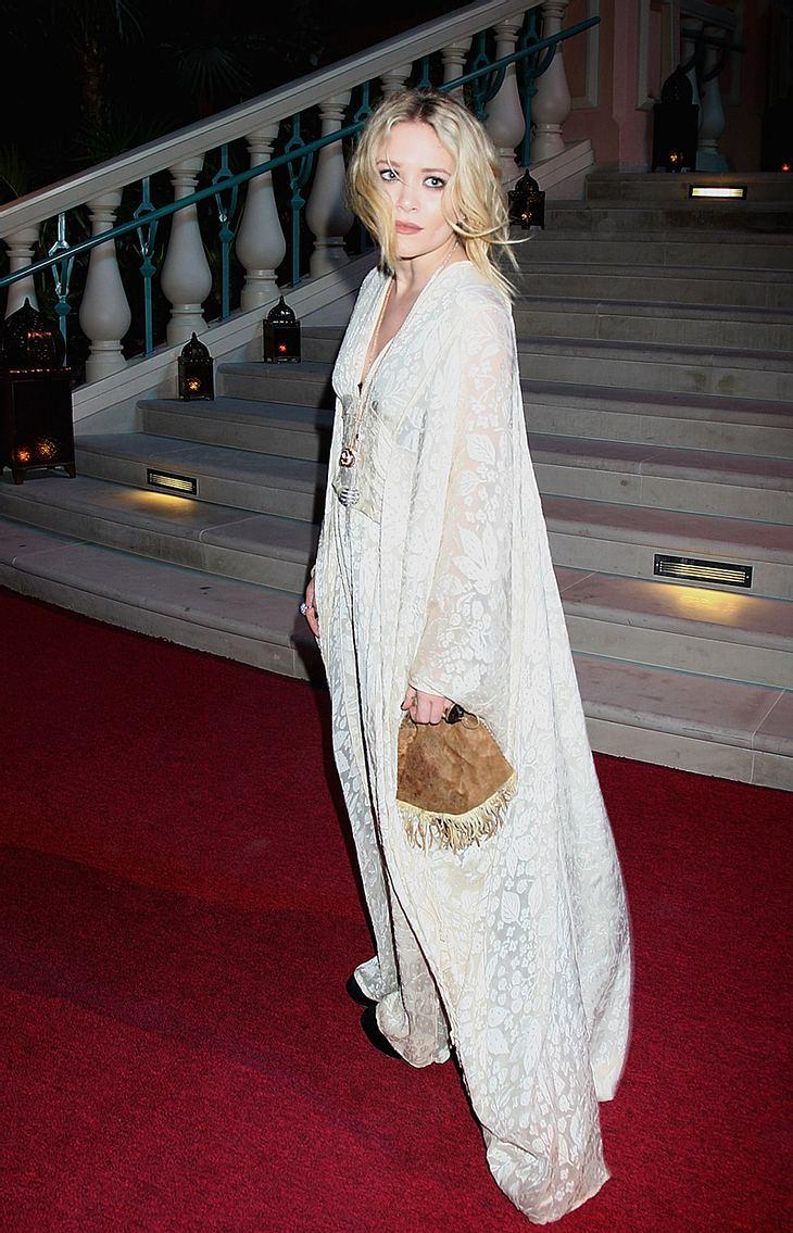 Hat Mary-Kate Olsen nur ein paar Gesundheitskilo mehr auf dem Rippen oder ist sie heimlich schwanger? Ein US-Magazin will die Antwort wissen...