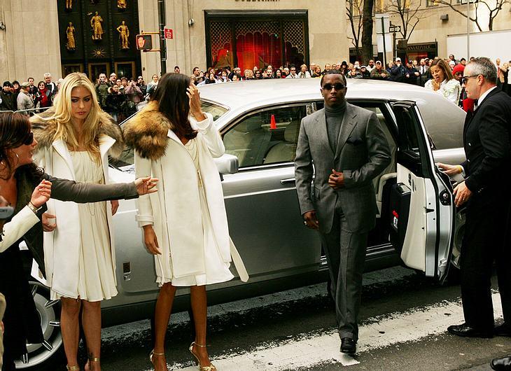Die New Yorker müssen sich keine Sorgen darum machen, wie sie nach der Silvester-Sause nach Hause kommen sollen. P. Diddy sorgt vor!