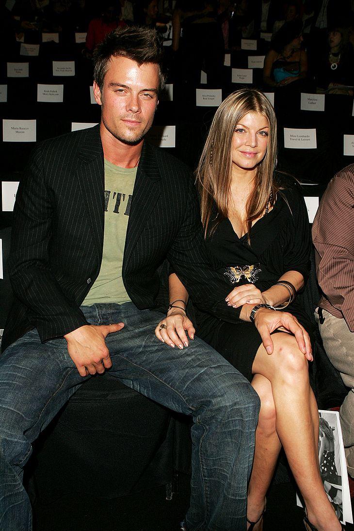 Von Verlobten zu Eheleuten: Fergie und Josh Duhamel haben sich ganz romantisch das Jawort gegeben!