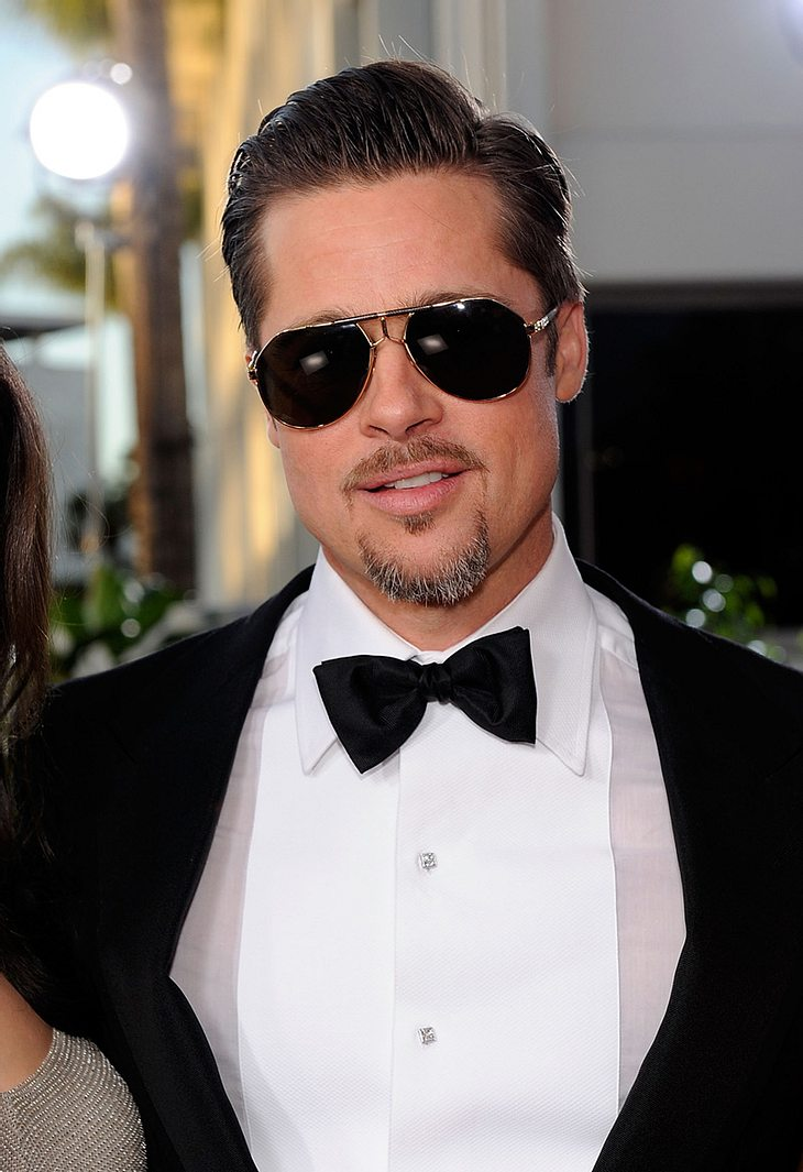 Man kann Brad Pitt hässlich finden? Offenbar schon! Auf einer Aftershow-Party sagte ihm eine Unbekannte jedenfalls mitten ins Gesicht, was sie vom Äußeren des Schauspielers hält