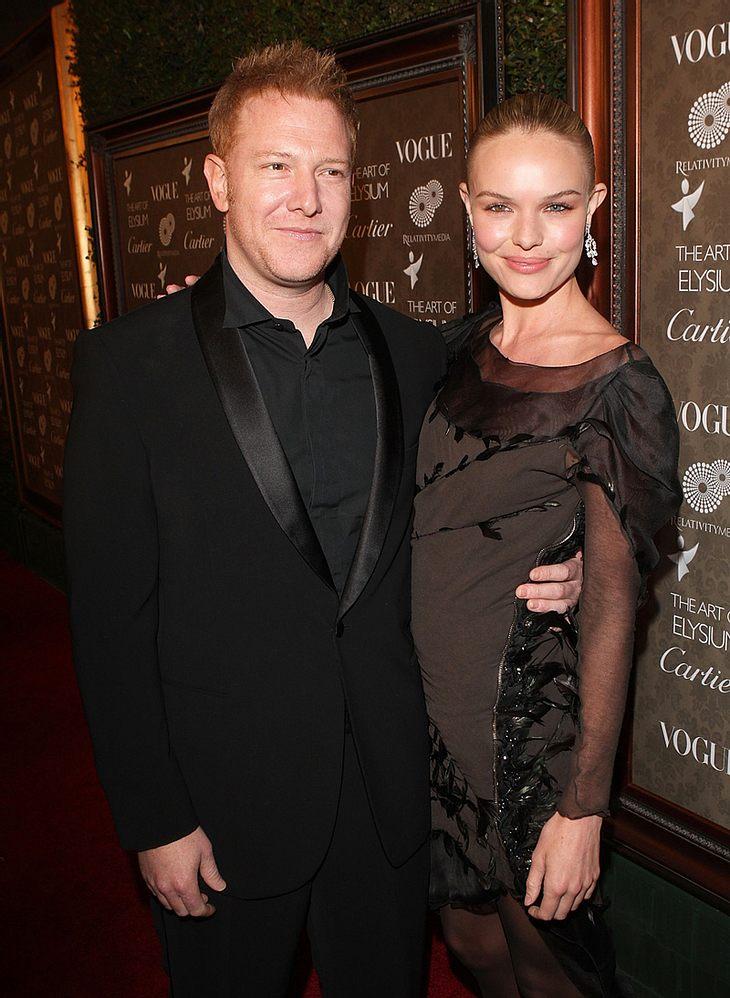 Ist das der Neue an der Seite von Kate Bosworth? Ihrem Model-Freund James Rousseau soll die Schauspielerin angeblich den Laufpass gegeben haben...