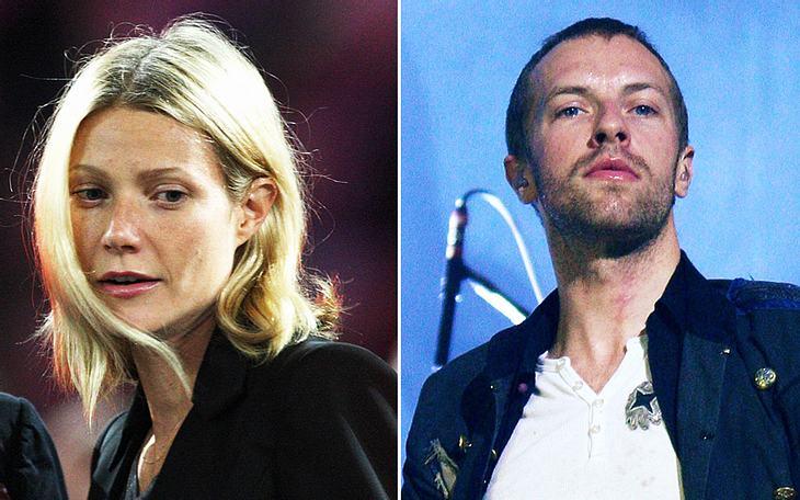 Ehe-Stress bei Gwyneth Paltrow und Chris Martin! Denn während sie ihren Job als Beraterin in allen Lebenslagen liegt, hasst er Gwynnies Homepage Goop.com...