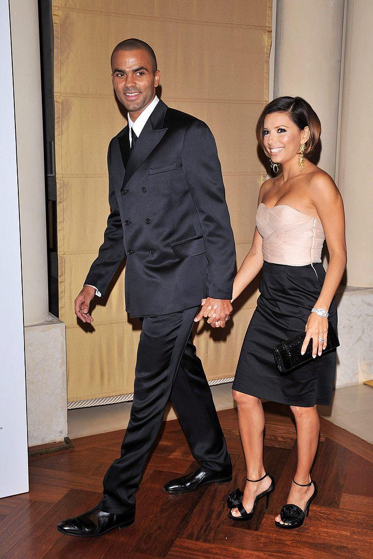 Sportler Tony Parker, Ehemann von Eva Longoria, denkt mit: Da seine Basketball-Karriere irgendwann ein Ende haben wird, kümmert er sich bereits um die passende Altersvorsorge!