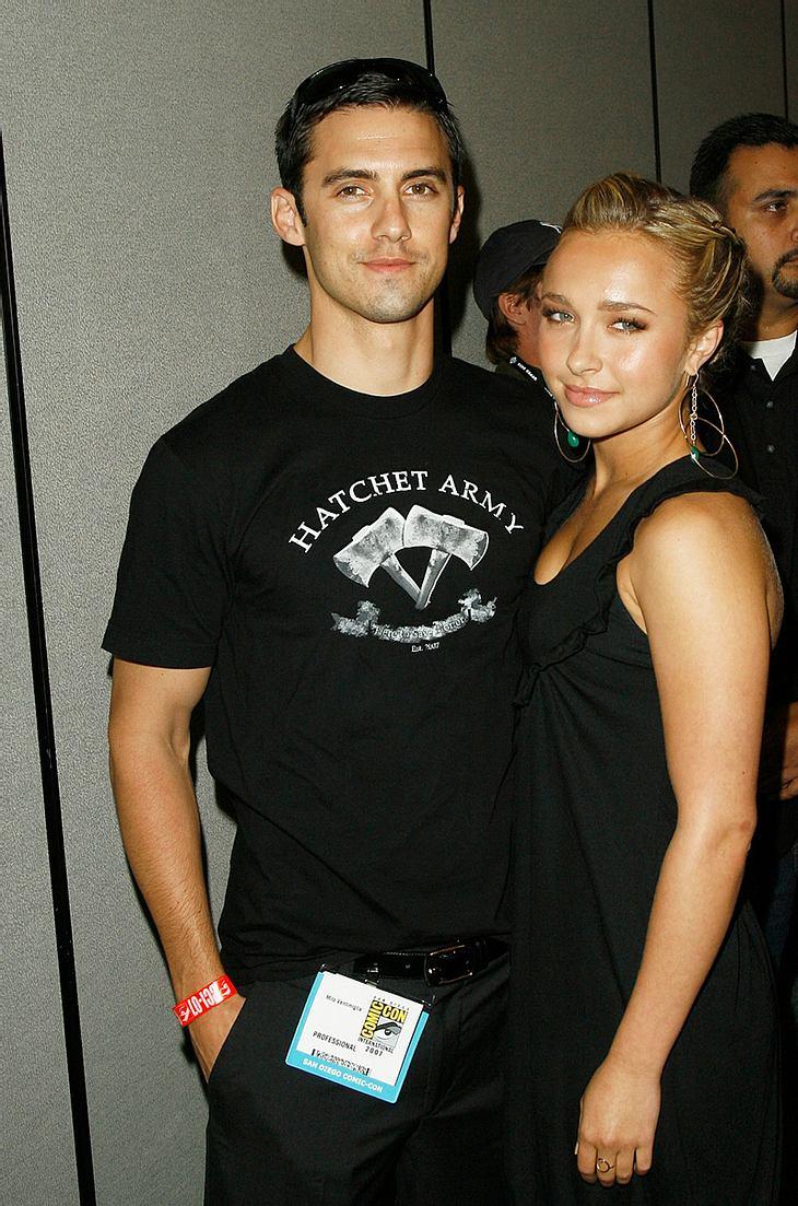 """Alles aus und vorbei: Die """"Heroes""""-Helden Hayden Panettiere und Milo Ventimiglia haben sich angeblich getrennt"""