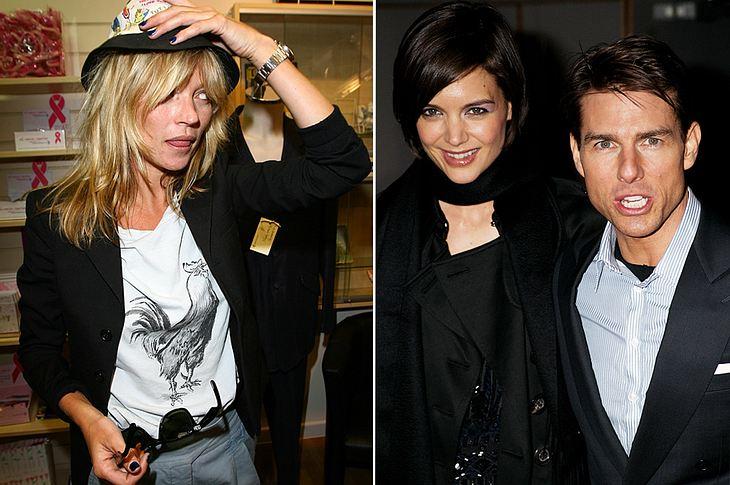 Katie Holmes und Tom Cruise haben eine neue Erzfeindin: Topmodel Kate Moss!