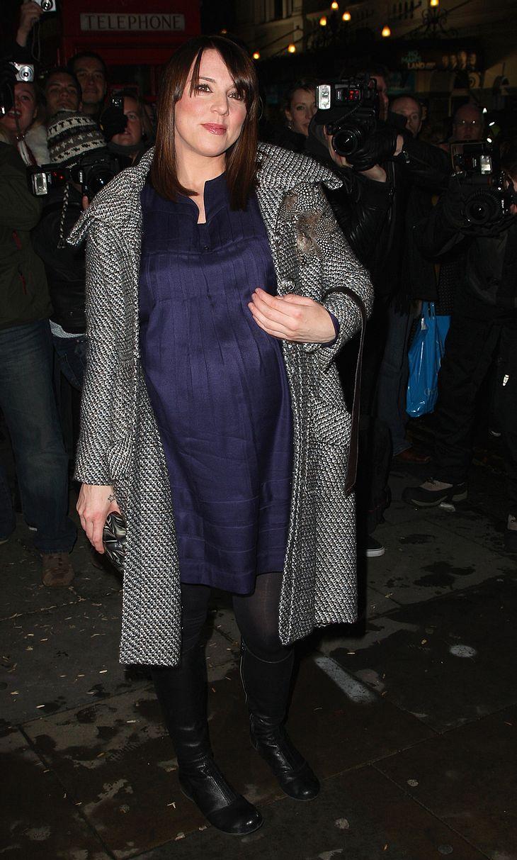 """Sie war das letzte der """"Spice Girls"""", das noch keinen Knirps zu Hause hatte. Damit ist jetzt Schluss: Melanie C ist endlich Mama geworden!"""