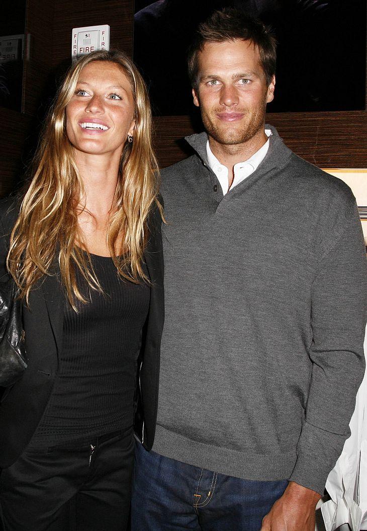 Gisele Bündchen und Tom Brad haben es getan: Nach über zwei Jahren Beziehung gaben sie sich jetzt vor dem Traualtar das Jawort!