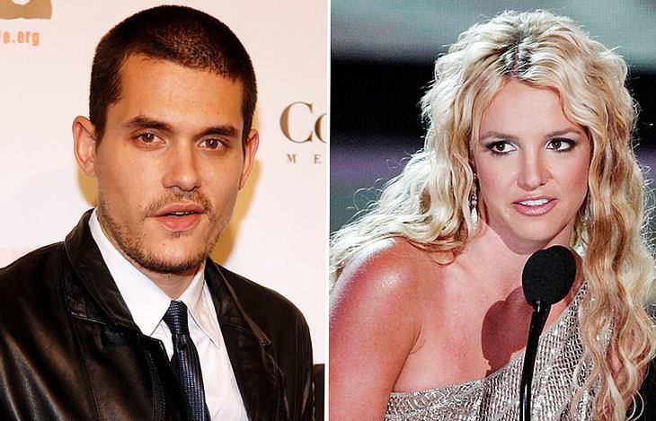 John Mayer hat es auf Britney Spears abgesehen: In einem Radio-Interview zog er gerade richtig fies über die Sängerin her!