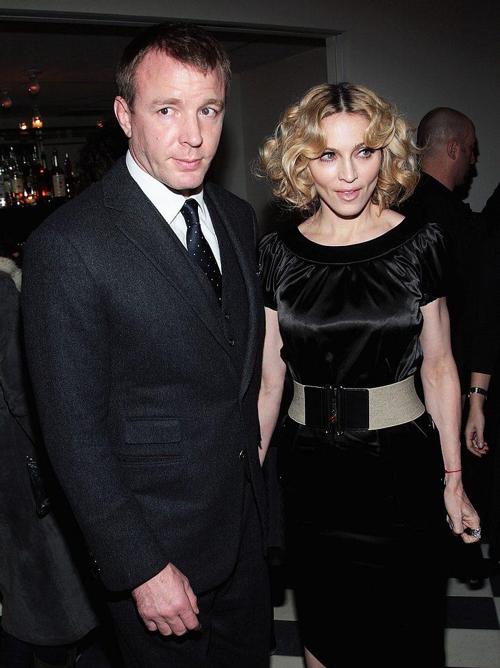 Fies und fieser: Guy Ritchie ließ angeblich schon während seiner Beziehung mit Madonna kein gutes Haar an seiner Ehefrau...