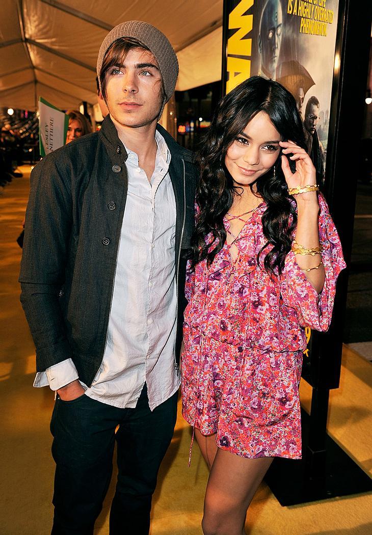 """Dank der """"High School Musical""""-Reihe wurden Zac Efron und Vanessa Hudgens zu kleinen Stars. Im neuen Teil sollen die beiden allerdings nicht mehr mit dabei sein..."""