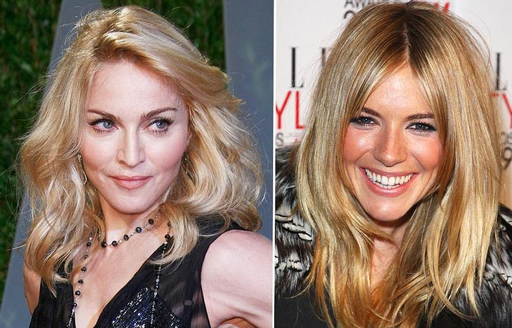 Der Beginn einer neuen großen Hollywood-Freundschaft? Angeblich soll Madonna alles daran setzen, Sienna Miller kennezulernen und sie zum Essen eingeladen haben