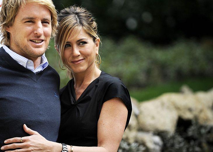 Liebes-Tipps für Owen Wilson: Da Jennifer Aniston ganz genau weiß, wie Frauenherzen schlagen, soll sie dem Schauspieler dabei geholfen haben, seine Ex Kate Hudson zurück zu erobern