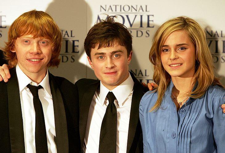 """Wird der neue """"Harry Potter""""-Film, """"Harry Potter und der Halbblutprinz"""" ein Flop? Ein Testpublikum war von dem neuen Streifen rund um Daniel Radcliffe, Emma Watson und Co jedenfalls nicht begeistert..."""