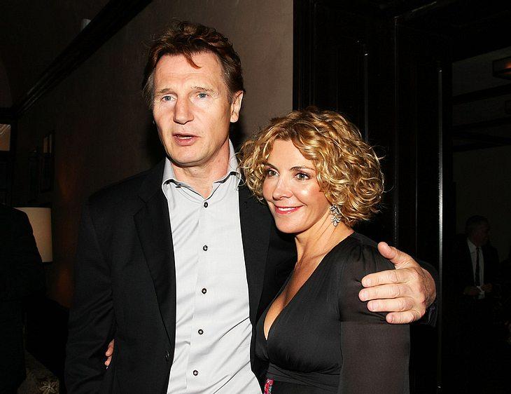 Liam Neeson bangt um das Leben seiner Frau: Natasha Richardson hatte einen schweren Skiunfall und musste mit schlimmen Kopfverletzungen ins Krankenhaus eingeliefert werden!